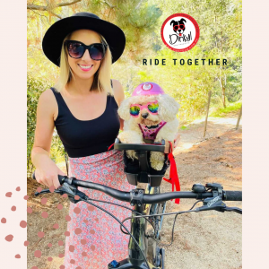 Dinky_Dog_Products_Em_and_willow_bike_riding
